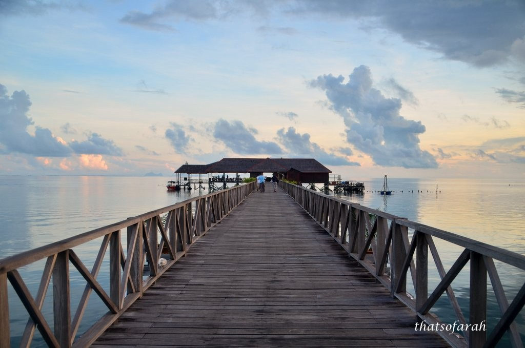 Borneo Divers Mabul Jetty