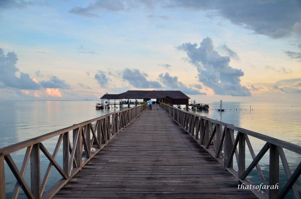 Borneo Divers Mabul Jetty