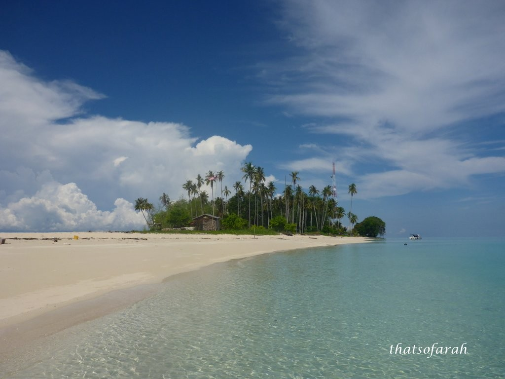 Sibuan Island, Sabah