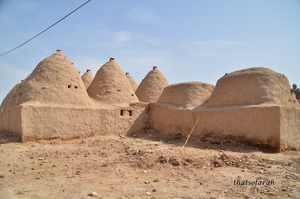 Beehives House Harran