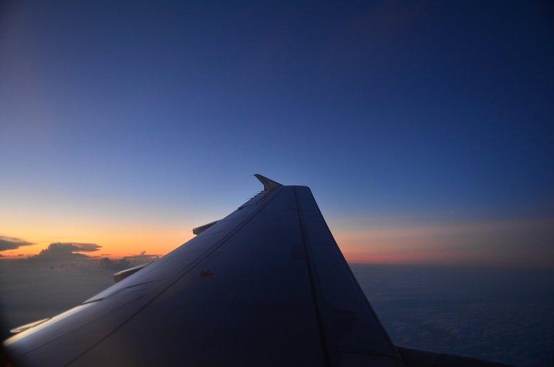 Window Seat to Manila