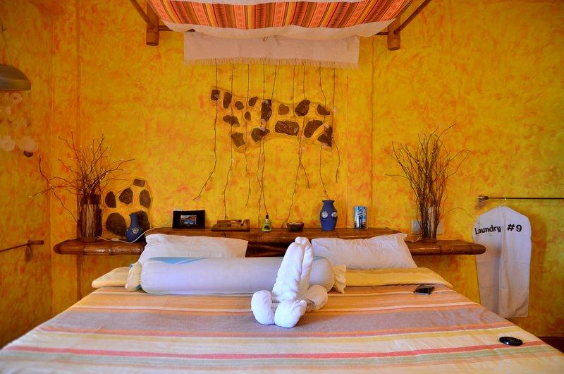 Kokays Maldito Dive Resort Room