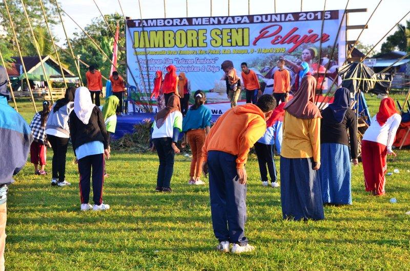 Jambore Seni Tambora