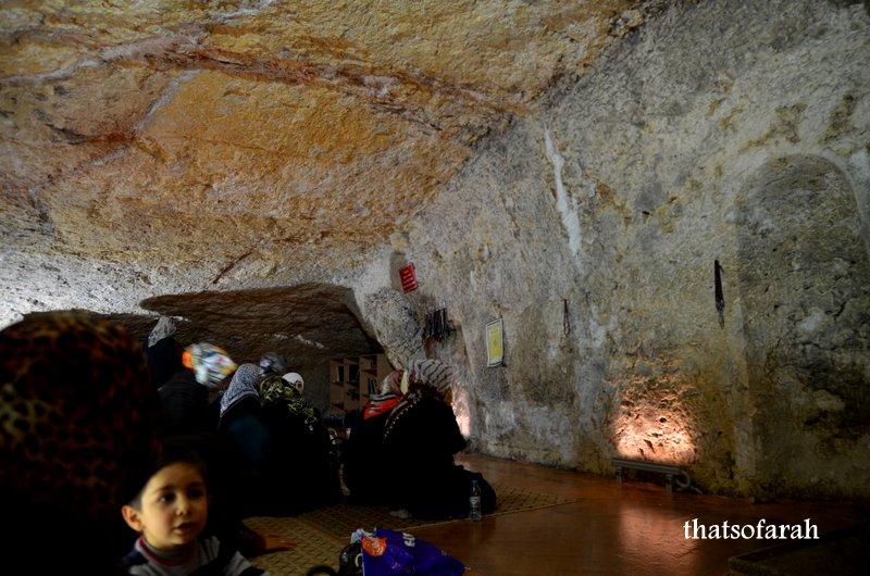 Mevlid I-Halil Cave