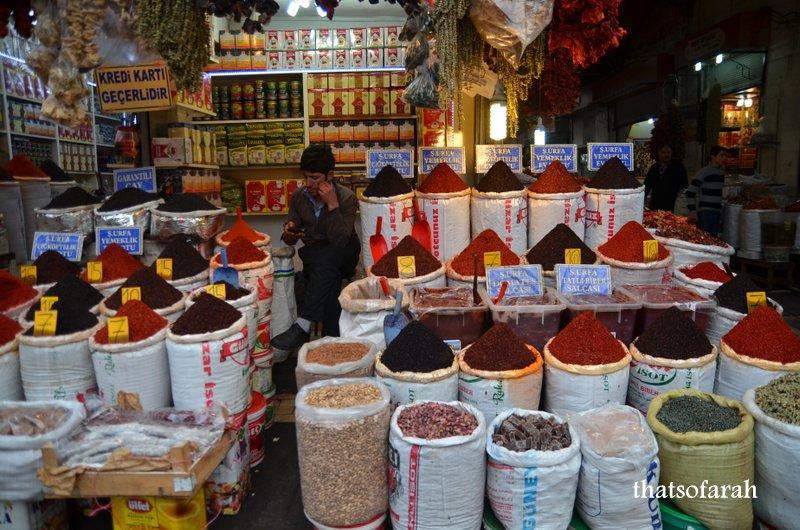 Spice Bazaar Urfa