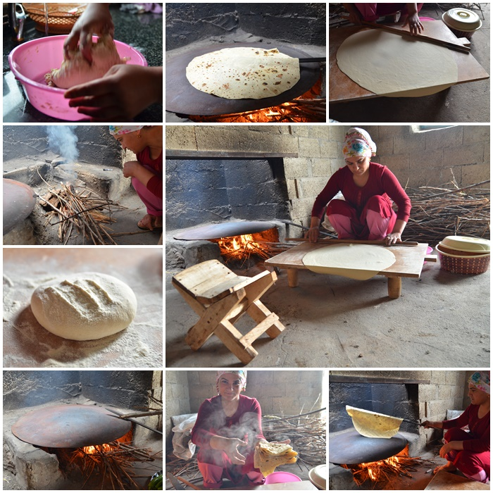 Preparing Bread - Yuvacali Homestay