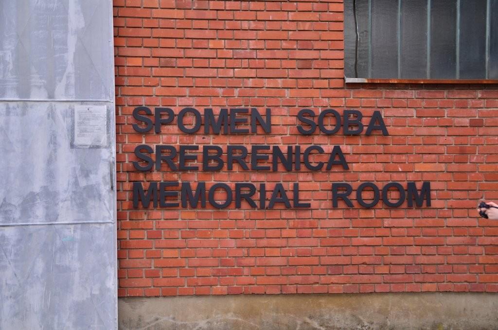 Spomen Soba Srebrenica Memorial Room