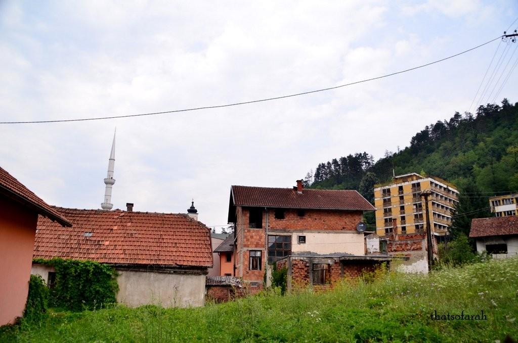 Srebrenica Leftover