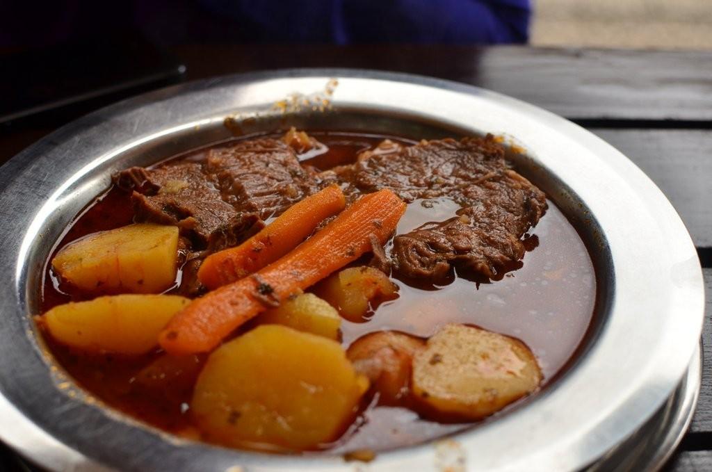 Bosnian stew
