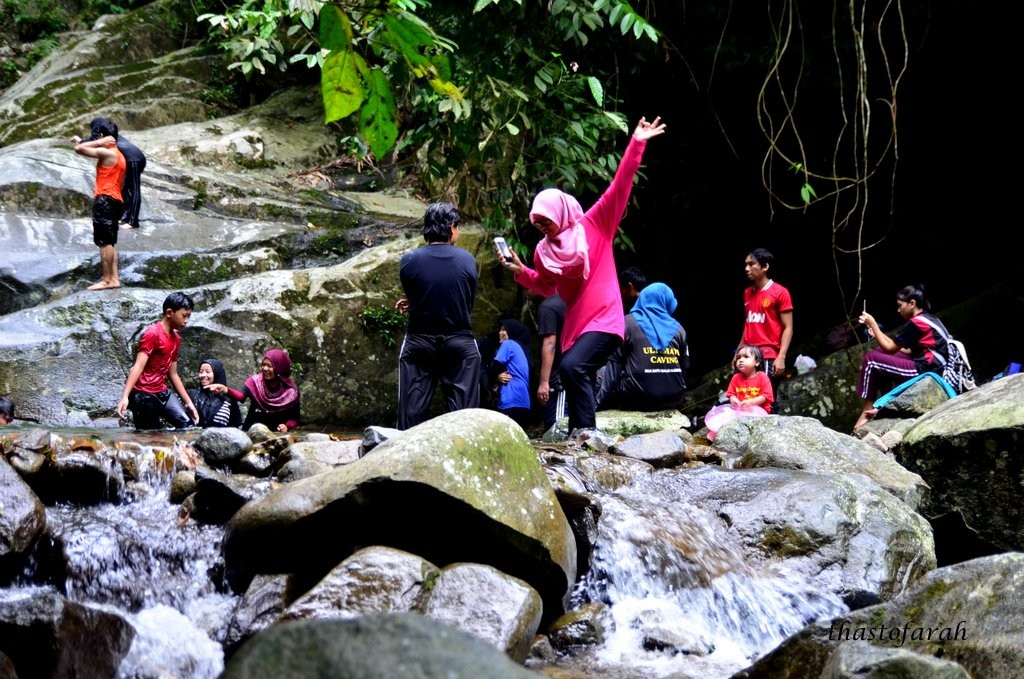 Sungai Lepok Waterfall