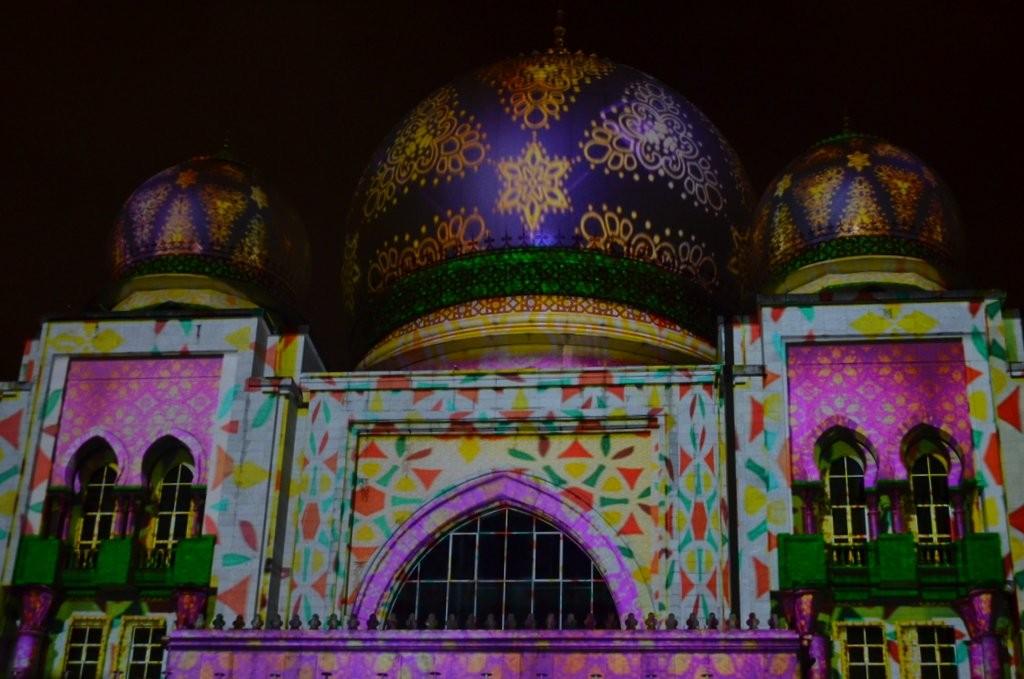 Light and Motion Putrajaya 2015