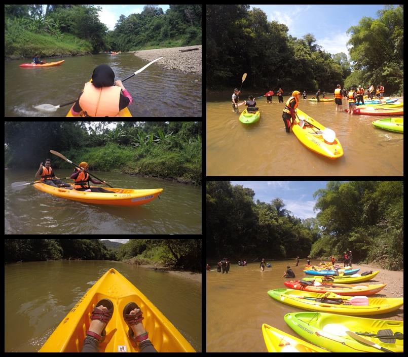 Semadang Kayaking