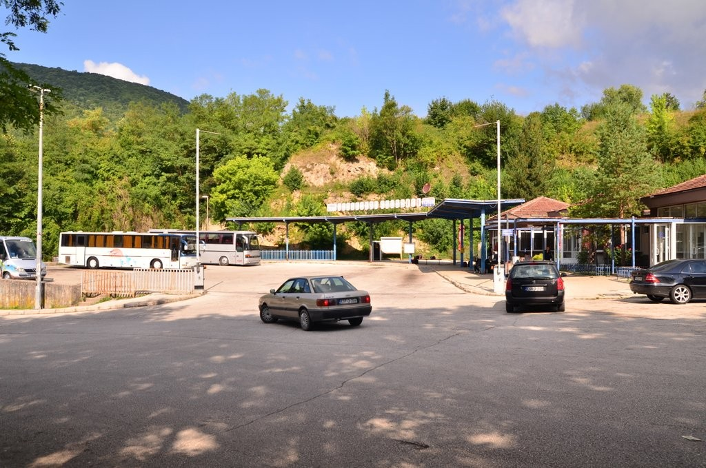 Jajce Bus Station