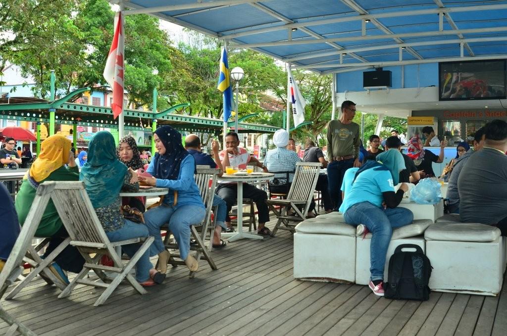 Sky Deck Sarawak River Cruise