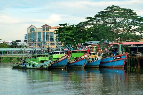 Tsdayout Selangor Meets Sarawak : Sarawak River Cruise