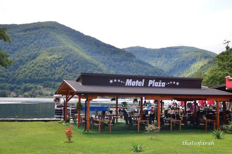 Motel Plaza, Jajce