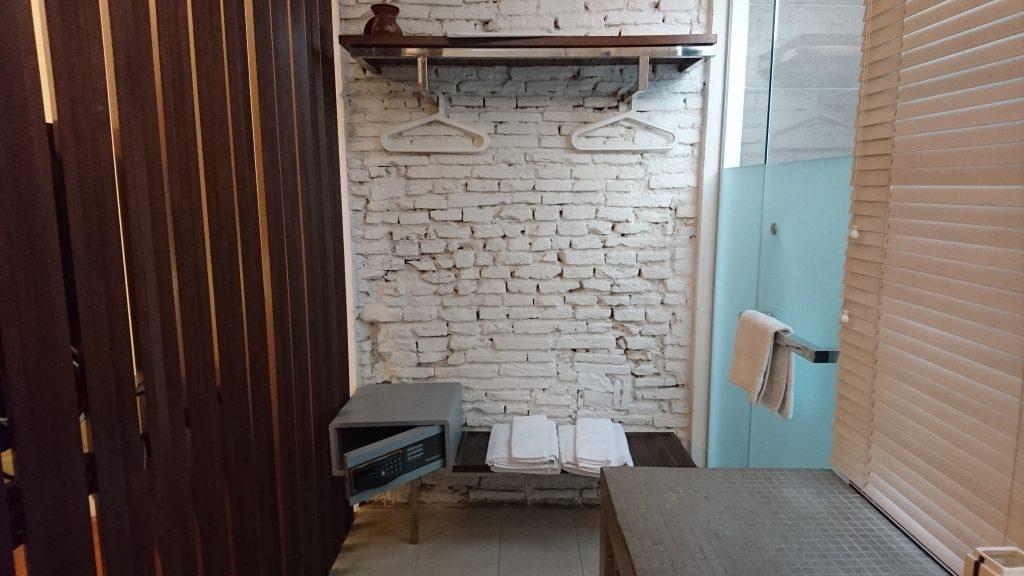 Courtyard @ Heeren Deluxe Room
