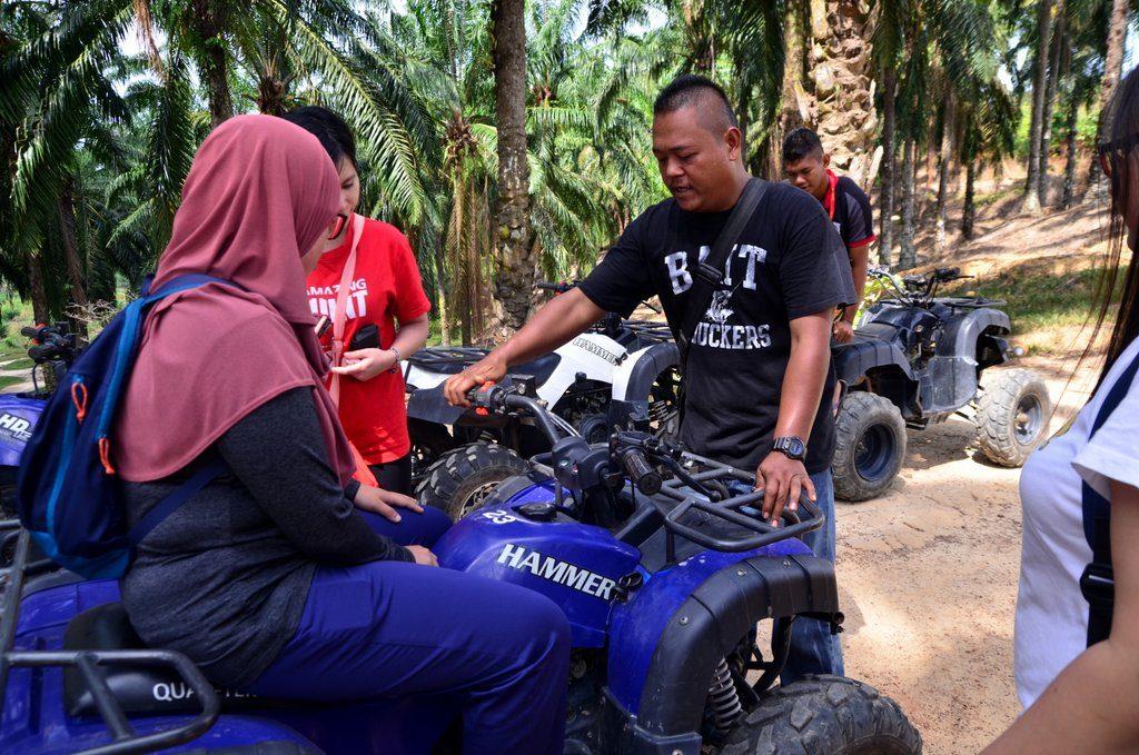 ATV Bilut Extreme Park