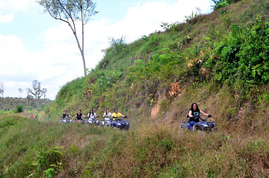 ATV Ride Bilut