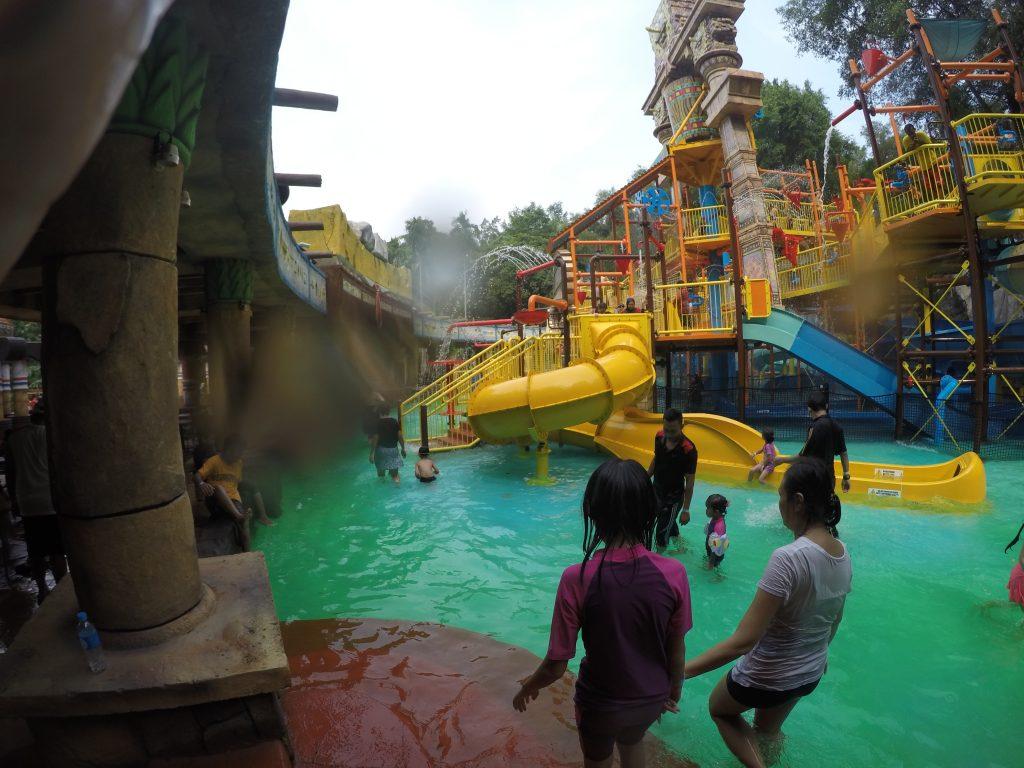 Slime Time Sunway Lagoon