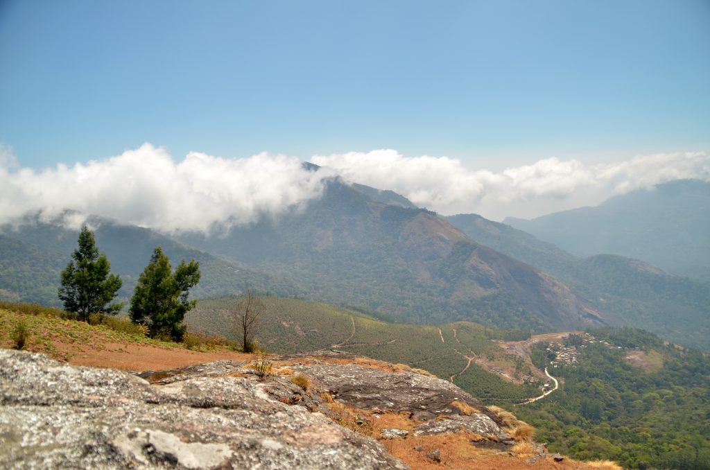 Beautiful trek in Kerala