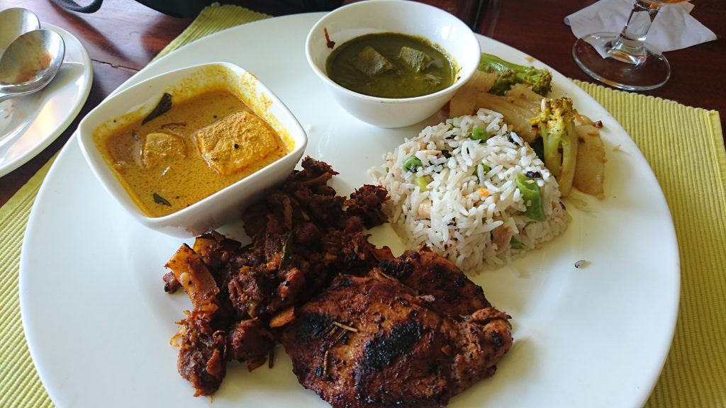 Kerala Healthy Food