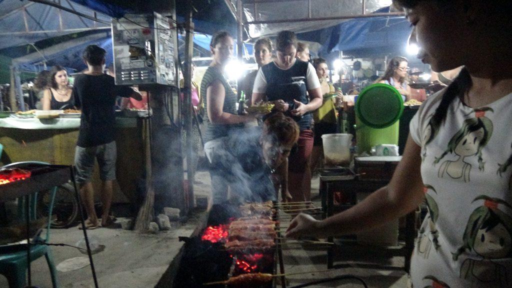 Gili Trawangan Food