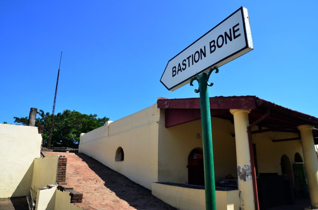 Bastion Bone