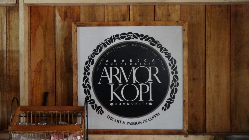 Armor Kopi Bandung