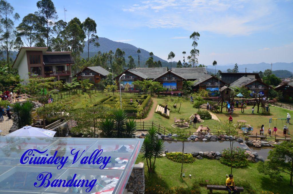 Ciwidey Valley