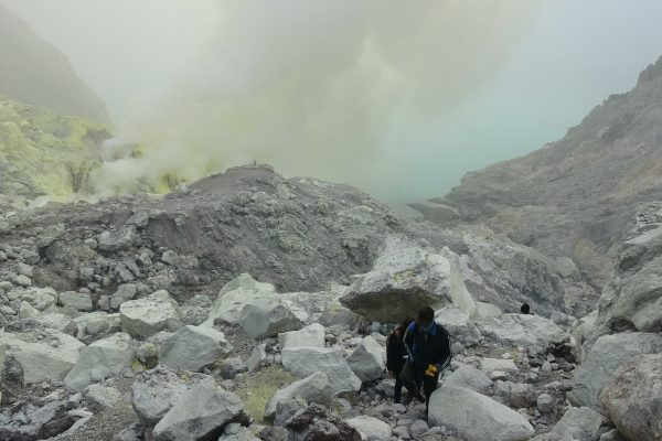 Ijen Crater - Wonder of Indonesia