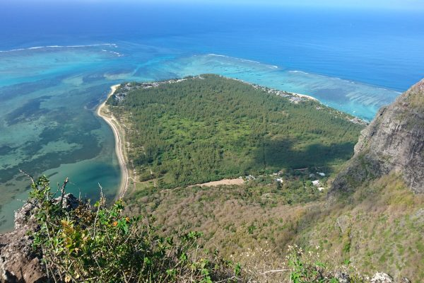 The Hike to Le Morne Brabant