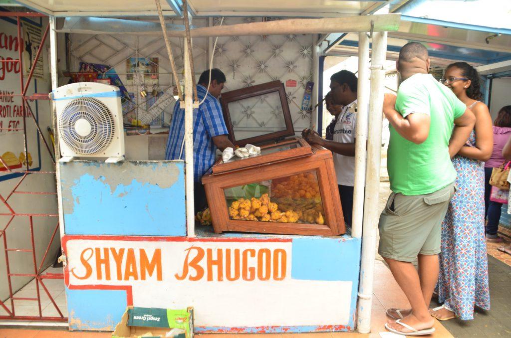 Mahebourg street food