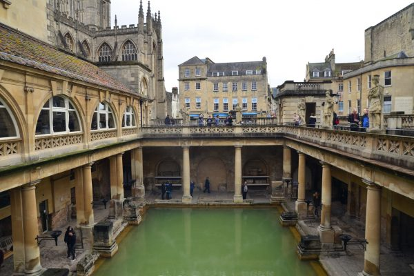 A Weekend in Bath - Day 2 : The Roman Baths