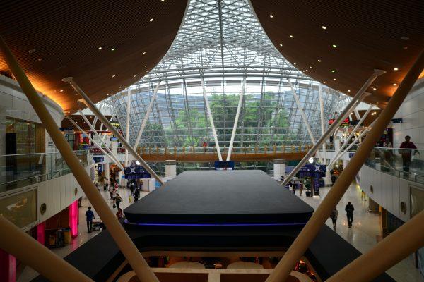 Kuala Lumpur's KLIA Airport Experience