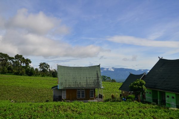South Sumatera Part 3: Villa Gunung Gare, Pagaralam
