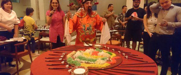 chinese new year dinner buffet at impiana klcc hotel - Chinese New Year Dinner