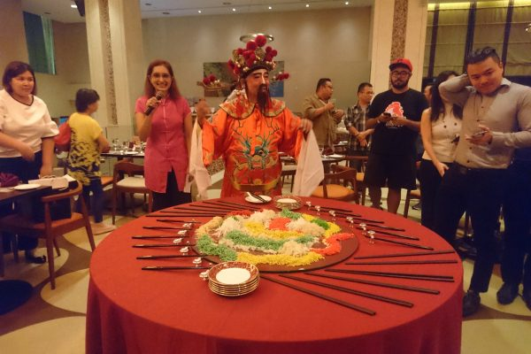 Chinese New Year Dinner Buffet at Impiana KLCC Hotel