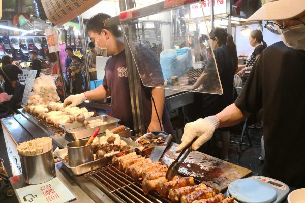 Fengjia Night Market, Taichung - Taiwan Day 3 (3)